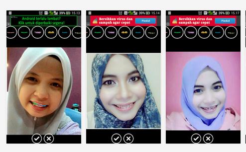 Behel camera adalah aplikasi photo sticker untuk membuat dirimu memakai behel. Dalam aplikasi behel camera atau kamera behel terdapat bermac