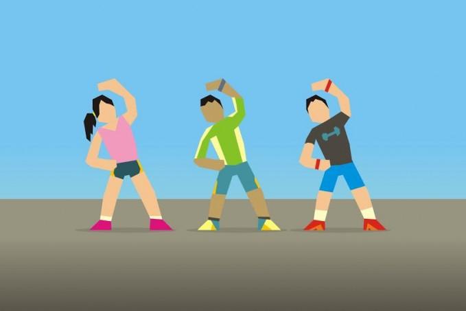 Puasa bukan halangan berolahraga, kamu bisa melakukannya begini