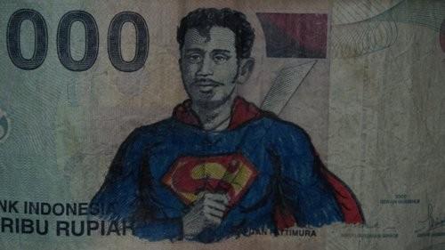 wow superman keren sekarang
