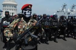 [KUMPULAN FOTO] YONTAIFIB, Pasukan Khusus Angkatan Laut Indonesia Yang Disegani DUNIA.