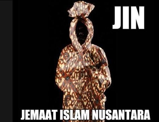 J.I.N. Golongan Islam Indonesia yang salah