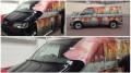 Menyembunyikan Mobil Baru di Balik Karat