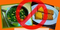 Daftar Makanan yang Berbahaya jika Dikonsumsi Bersamaan