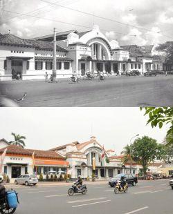 Yuk Kita Lihat Perubahan Kota di Indonesia Dari Jaman Penjajahan Hingga Sekarang!!