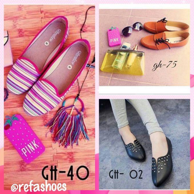 Sepatu Flat Wanita Terbaru dan Paling Murah 01b24ecc72