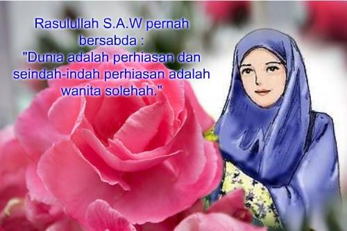 Kata Cinta Islami Untuk Kekasih Yang Romantis