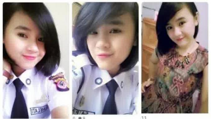 Netizen Ramai Perbincangkan Sosok Satpam Bank BRI Yang Cantik & Gemesin
