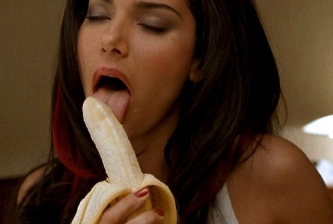 фото у жены во рту