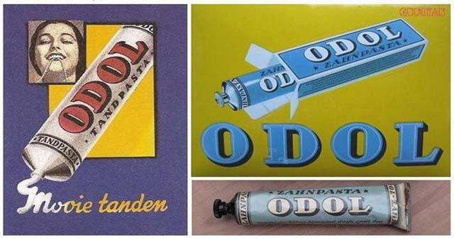 Odol = Pasta Gigi Odol adalah nama merk pasta gigi pada jaman dulu. Selain odol, pasta gigi yang terkenal di Indonesia adalah pepsodent, ciptadent, sensodyne, formula, dll.