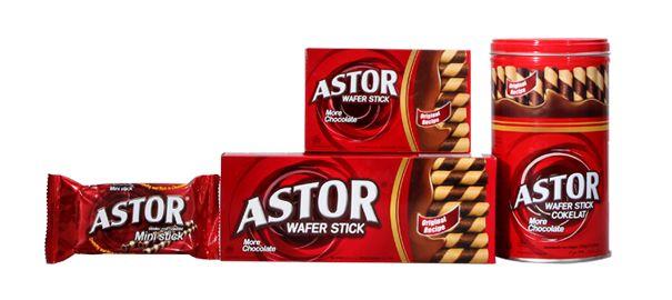 Stick Coklat kan banyak kayak Chocolatos, pocky, gerry, tapi kenapa ya nyebutnya astor?