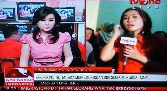 Sampe Bisa Diliput TV ONE HAHAHA *sampe diliput TV Nasional*