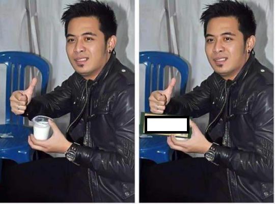 Photoshopnya Maksa Banget! *biasanya yang bawa bawa artis atau tokoh, hati hati*