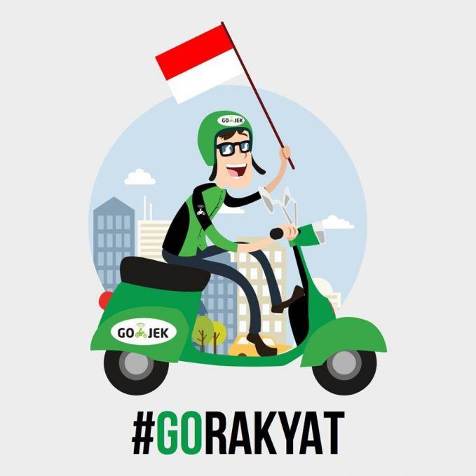 Go Jek Services: Akhirnya Jokowi Membatalkan Pelarangan Gojek