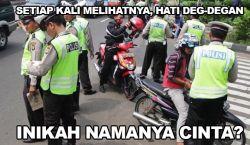 7 Trik Jitu Lolos dari Razia Polisi