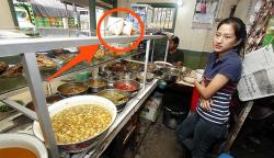 Penjual Yang Menyembunyikan Sesuatu di Makanannya, Ini yang Terjadi 20 Tahun Kemudian