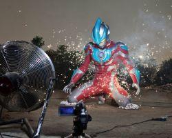 WOW! Di Balik Layar Pembuatan Film Superhero Jepang!