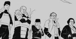 LAH?! Persamaan Presiden Indonesia dengan Hokage