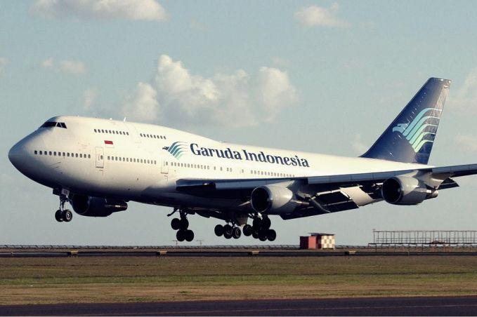 Membanggakan! Garuda Indonesia Masuk Dalam 10 Maskapai Terbaik Dunia
