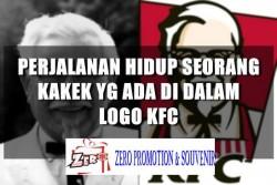 Perjalanan hidup seorang Kakek yg ada di dalam logo KFC!