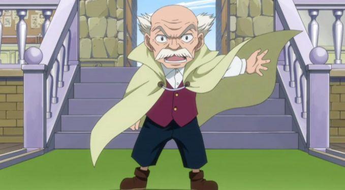 Mau Jadi Cucu Mereka? Kumpulan Kakek Paling Keren Dari Anime!