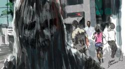 10 Penampakan Hantu Indonesia yang Paling Menakutkan