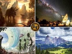 7 Teori Kehidupan di Planet Lain Yang Belum Ditemukan