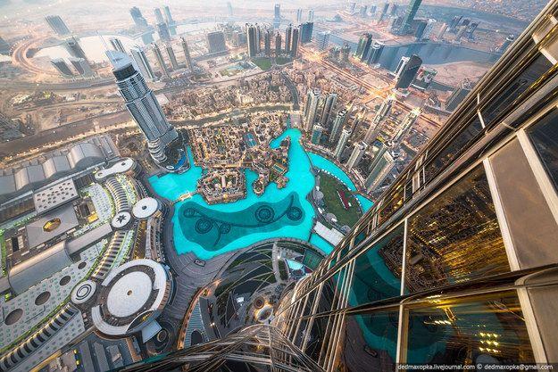 WEW! Ini Pemandangan Keren banget bukan Editan! ada asli di Dubai