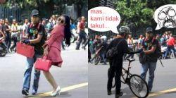 Meme Kocak Bom Thamrin Jakarta paling heboh di Sosial Media