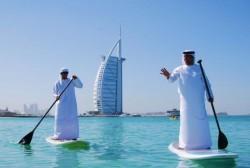 25 Foto Mengagumkan ini Hanya Bisa Kamu Jumpai di DUBAI