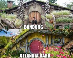 Wow ! Destinasi Wisata Dunia Semua Ada di Indonesia !