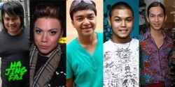 7 Artis Pria Indonesia Yang Memilih Jadi Wanita