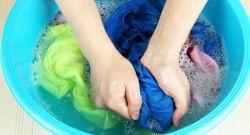 Jangan Mencuci Pakaian Dengan Air Dingin, Ini Alasannya