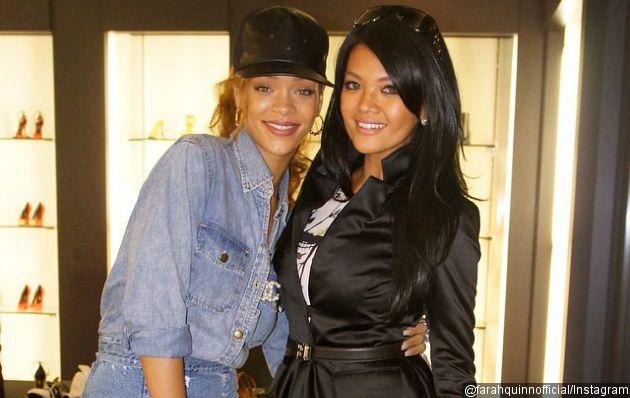 Ini lagi Foto Farah Quinn Mirip dengan Rihanna