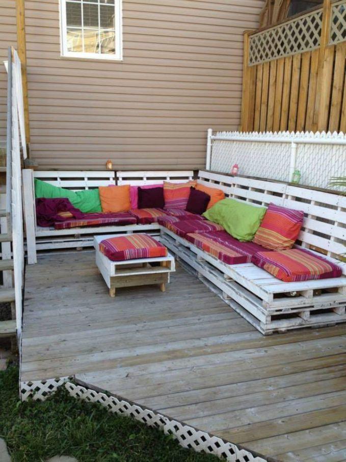 keren 10 desain furniture ini memanfaatkan pallet kayu bekas. Black Bedroom Furniture Sets. Home Design Ideas