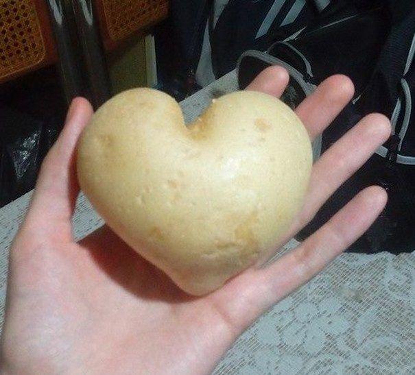 romantis banget nih kentang..cocok buat kado pasangan