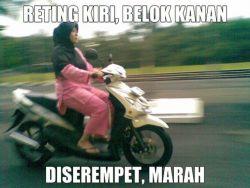 Meme Lucu Biker yang Hanya ada di Indonesia!