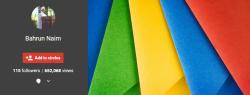 Diblokir di Mana-mana, Akun Bahrun Naim Muncul di Google Plus