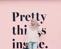 Ini Dia 10 Hijabers Paling Cantik se-Unpad Raya