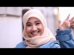 Gaya Hijab Fatin Shidqia Yang Semakin Trendi & Asyik Buat Di Tiru