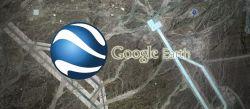 10 Tempat yang Disembunyikan Google Earth dari Kamu