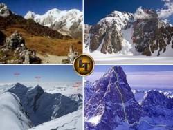 6 Puncak Gunung Yang Tak Pernah Didaki Manusia