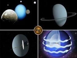 7 Fakta Tentang Planet Uranus Dengan Suhu Terdingin di Tata Surya