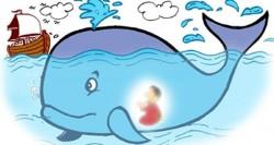 Doa Nabi Yunus Ketika Dalam Perut Ikan Paus