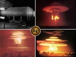 7 Eksperimen Senjata Nuklir Terdahsyat di Dunia