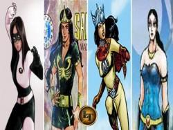 5 Superhero Wanita di Indonesia Yang Paling Populer