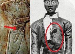 Kuil Peradaban MESIR KUNO (sekitar tahun 1470 SM), berkisah tentang masyarakat NUSANTARA?