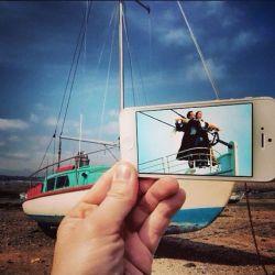 25 Foto persfektif menggunakan HP yang hasilnya WOW punya