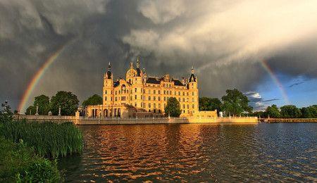 Foto pelangi di Istana by Harald Hoyer