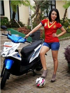 1. Honda BeAT sporty