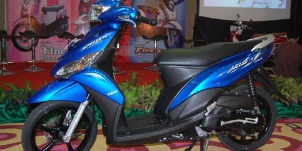 3. Yamaha Mio J